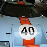 a very lovely ford gt40